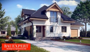 Строительство под ключ проекты и цены домов в Спб и Ленинградской области -BAU48-226-1
